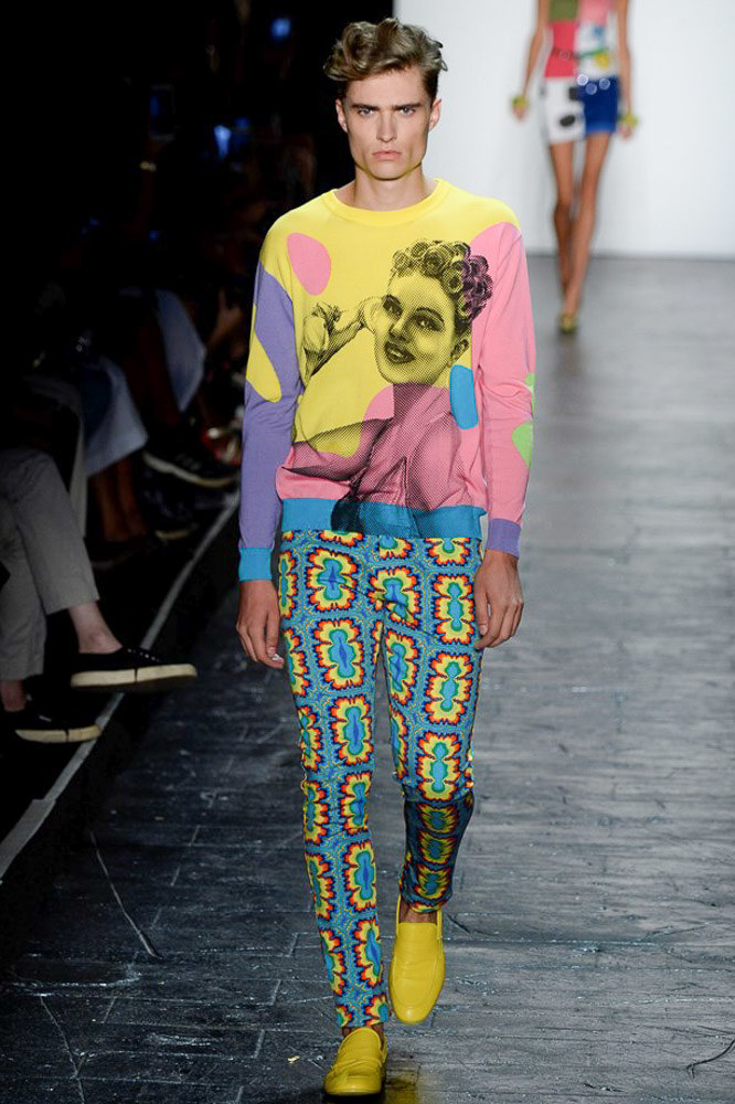 Jeremy Scott Ready To Wear SS 2016 NYFW (6)