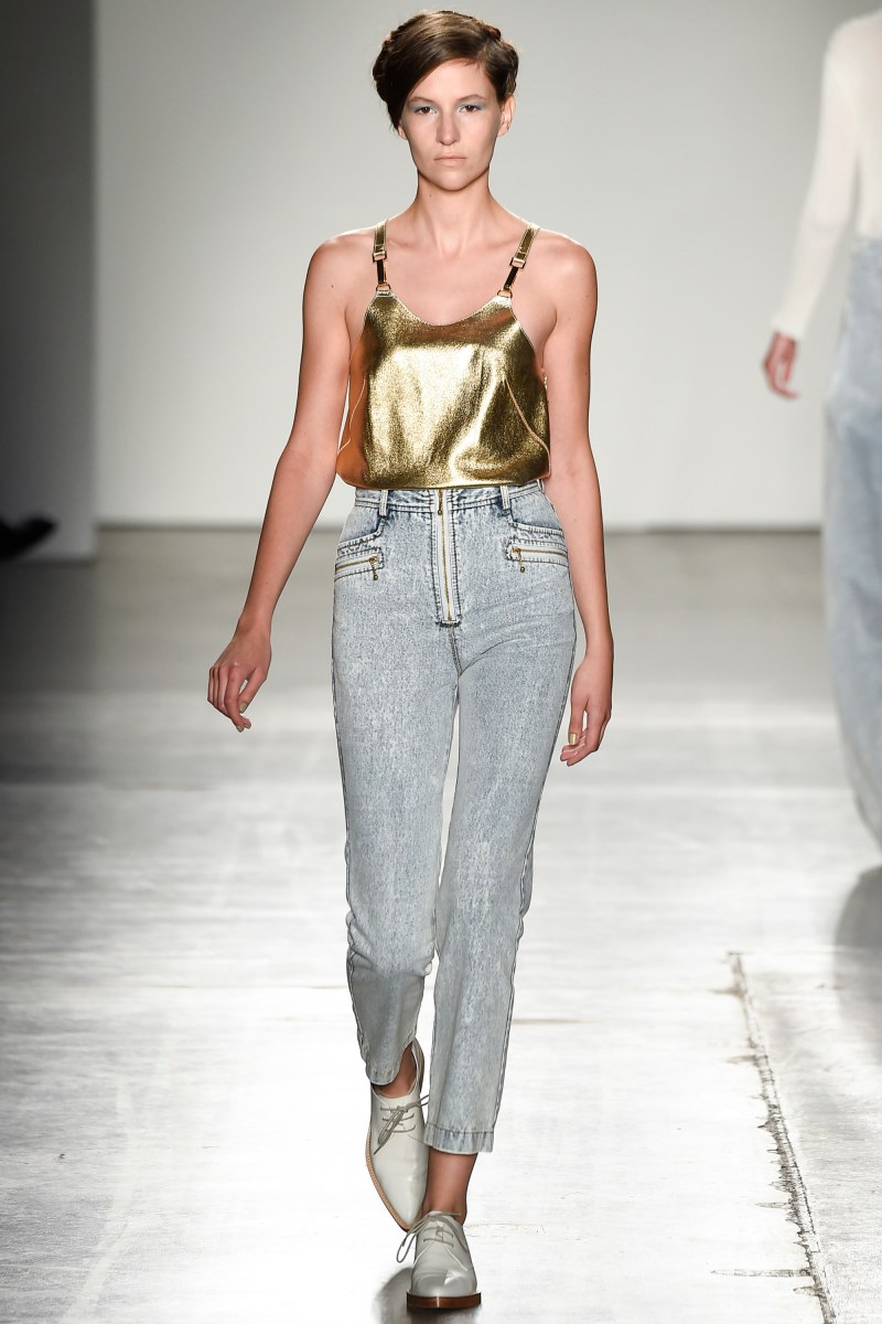 Karen Walker Ready To Wear SS 2016 NYFW (4)