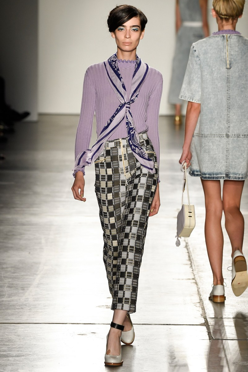Karen Walker Ready To Wear SS 2016 NYFW (7)