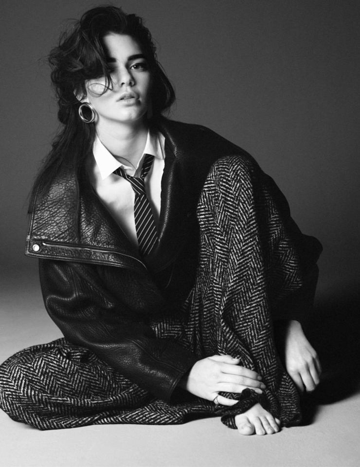 Kendall Jenner by David Sims (1)