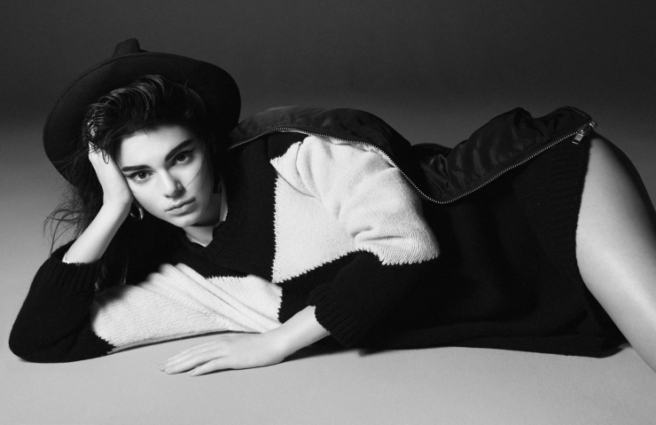 Kendall Jenner by David Sims (9)