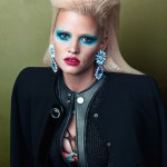 Lara Stone by Bjorn Iooss