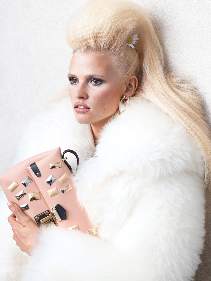 Lara Stone by Bjorn Iooss (7)