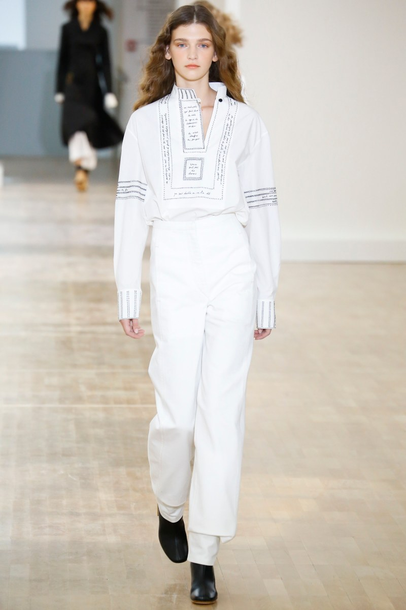 Lemaire Ready To Wear SS 2016 PFW (6)