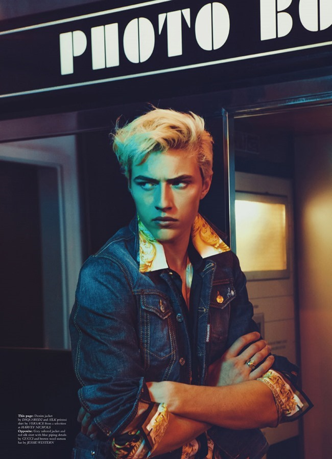 Lucky Blue Smith by Christian Oita (10)
