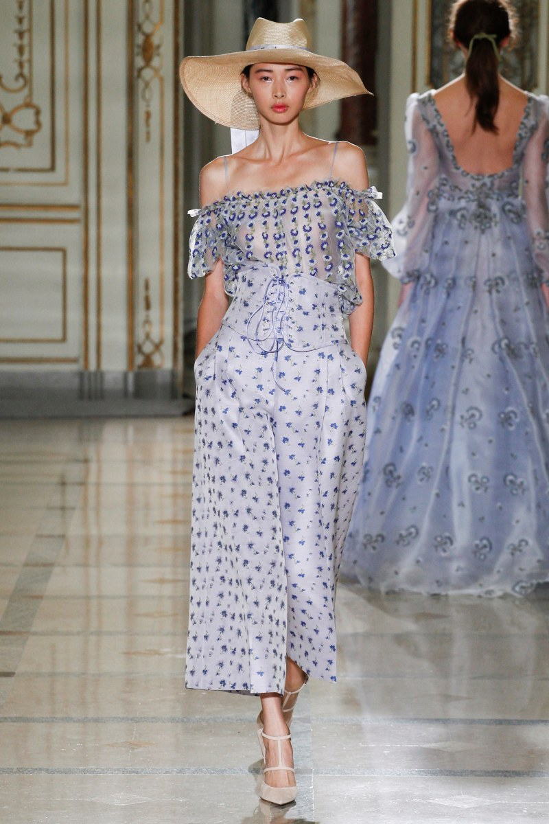 Luisa Beccaria Ready To Wear SS 2016 MFW (11)