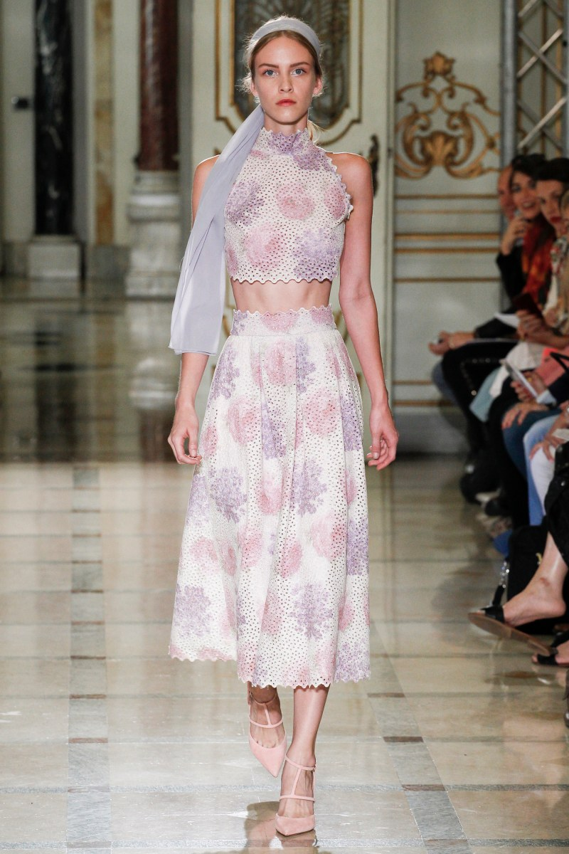 Luisa Beccaria Ready To Wear SS 2016 MFW (12)