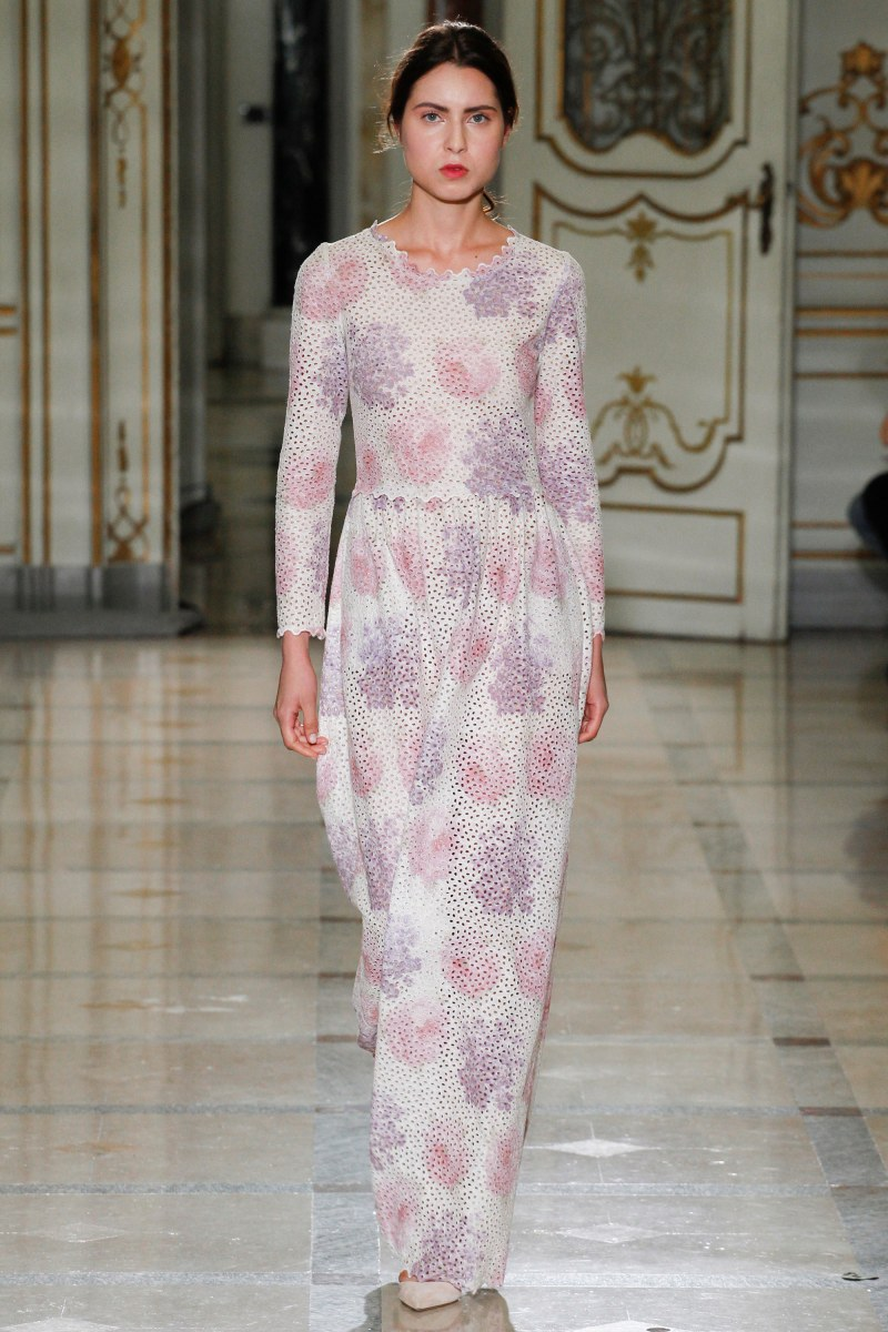 Luisa Beccaria Ready To Wear SS 2016 MFW (16)