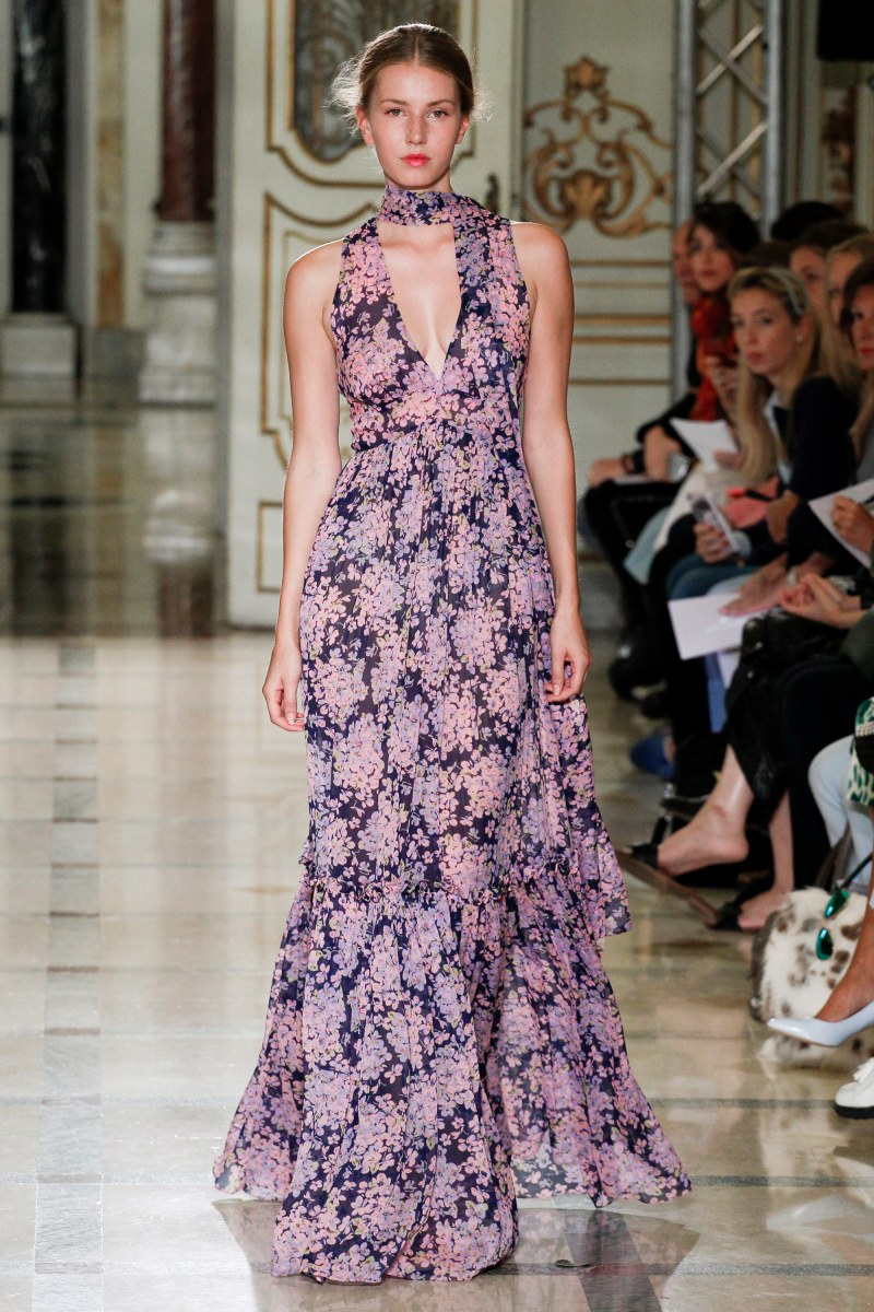 Luisa Beccaria Ready To Wear SS 2016 MFW (17)