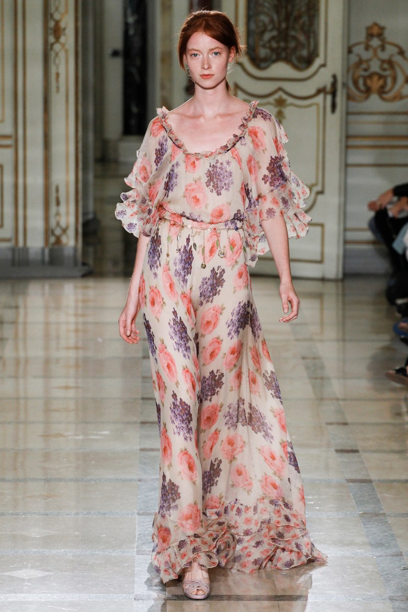 Luisa Beccaria Ready To Wear SS 2016 MFW (23)