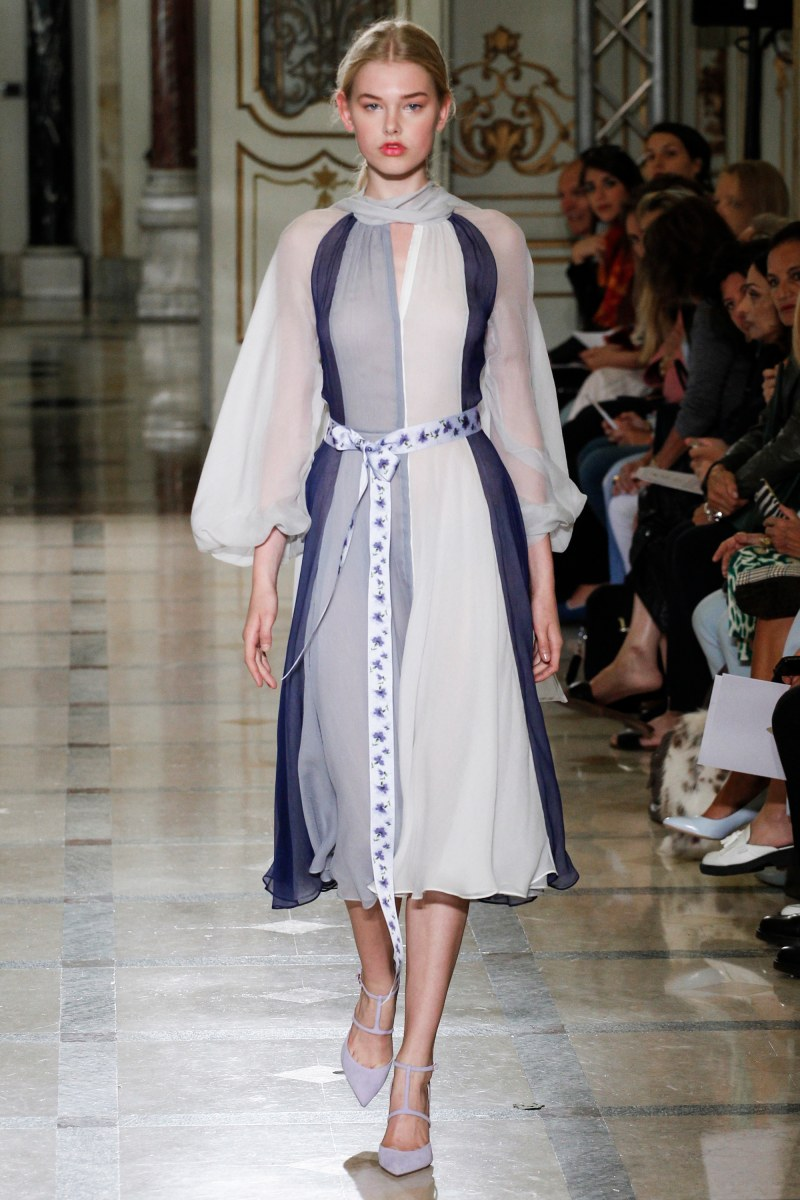 Luisa Beccaria Ready To Wear SS 2016 MFW (4)