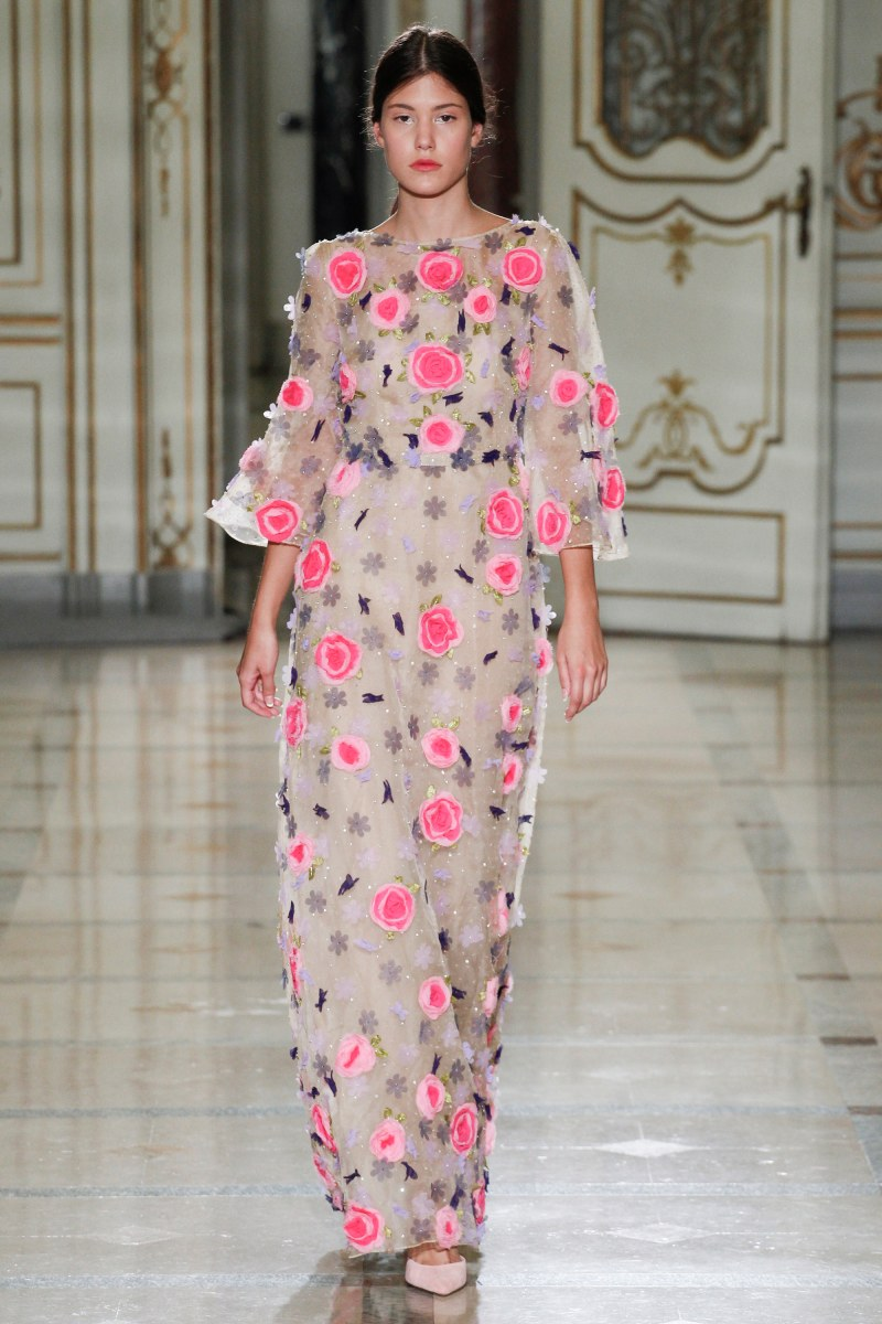 Luisa Beccaria Ready To Wear SS 2016 MFW (41)
