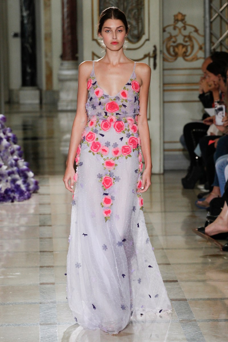 Luisa Beccaria Ready To Wear SS 2016 MFW (43)