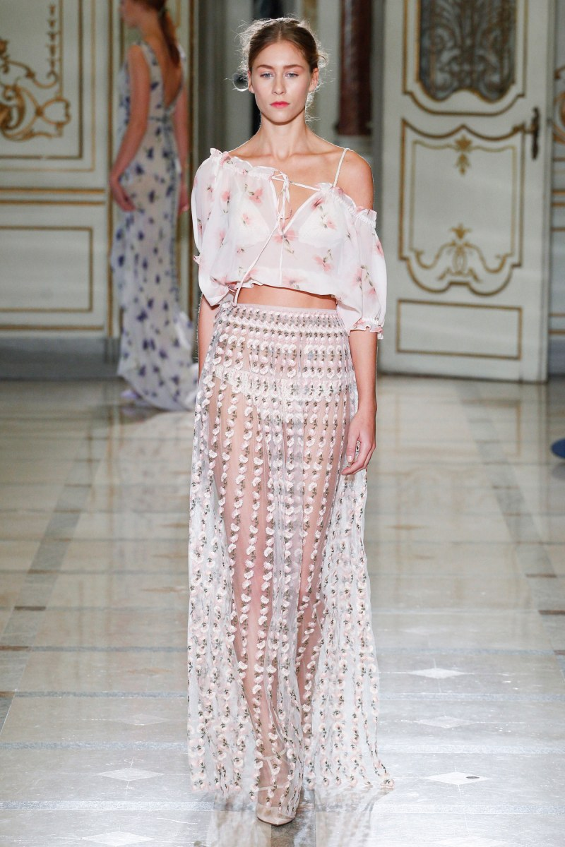 Luisa Beccaria Ready To Wear SS 2016 MFW (9)
