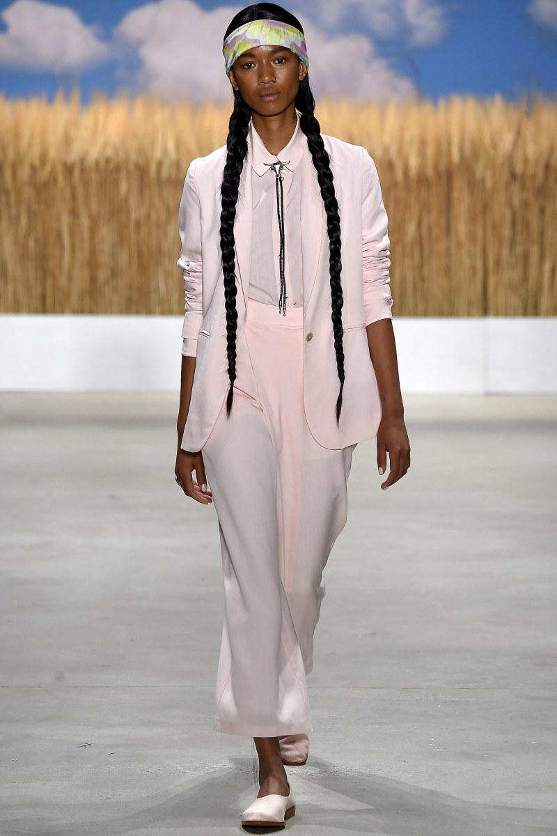Mara Hoffman Ready To Wear SS 2016 NYFW (18)