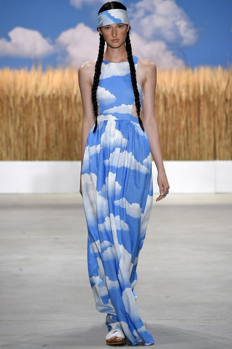 Mara Hoffman Ready To Wear SS 2016 NYFW (2)