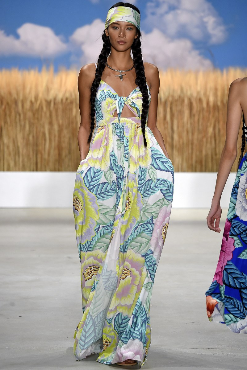 Mara Hoffman Ready To Wear SS 2016 NYFW (20)