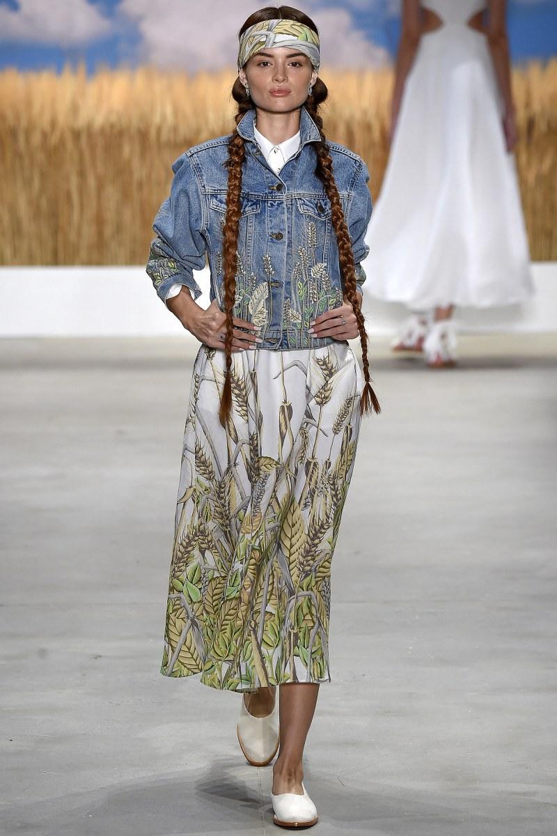 Mara Hoffman Ready To Wear SS 2016 NYFW (26)