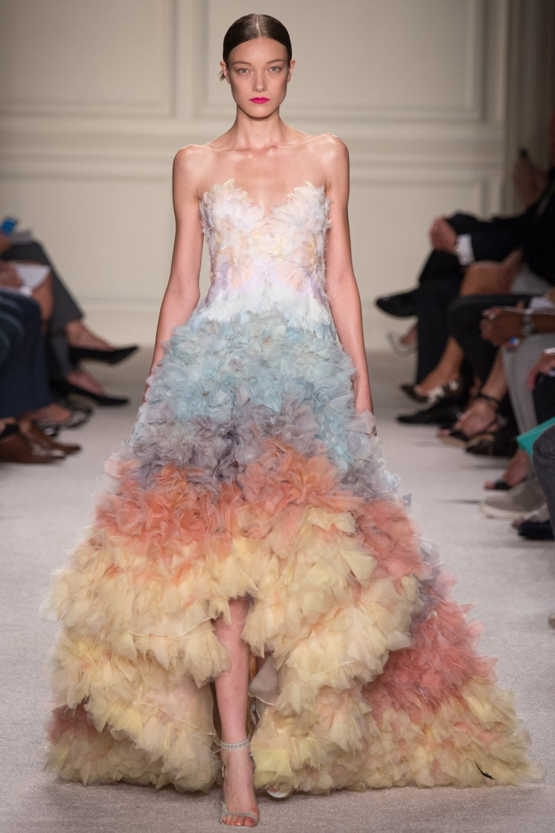 Marchesa Ready To Wear SS 2016 NYFW  (21)