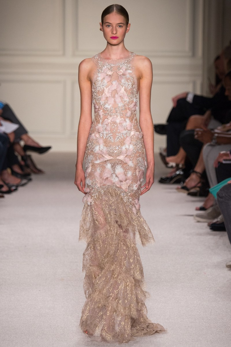 Marchesa Ready To Wear SS 2016 NYFW  (26)