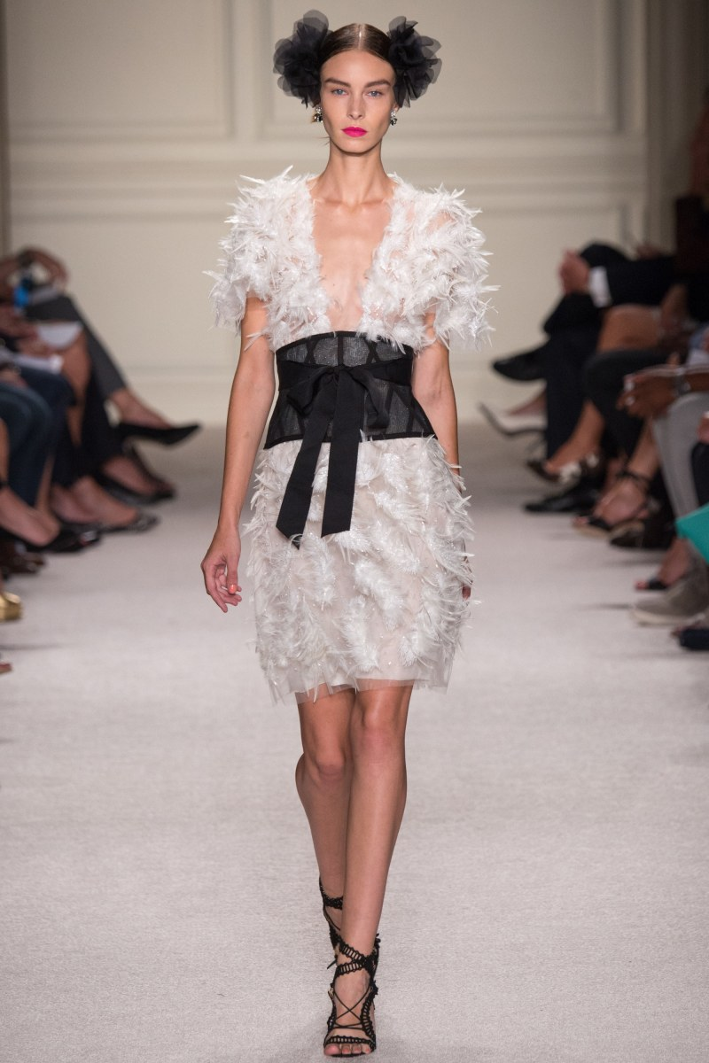 Marchesa Ready To Wear SS 2016 NYFW  (9)