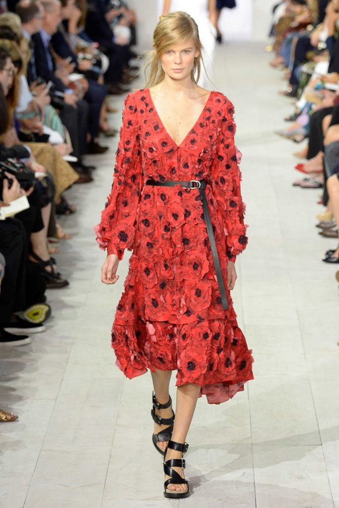 Michael Kors Ready To Wear SS 2016 NYFW (16)