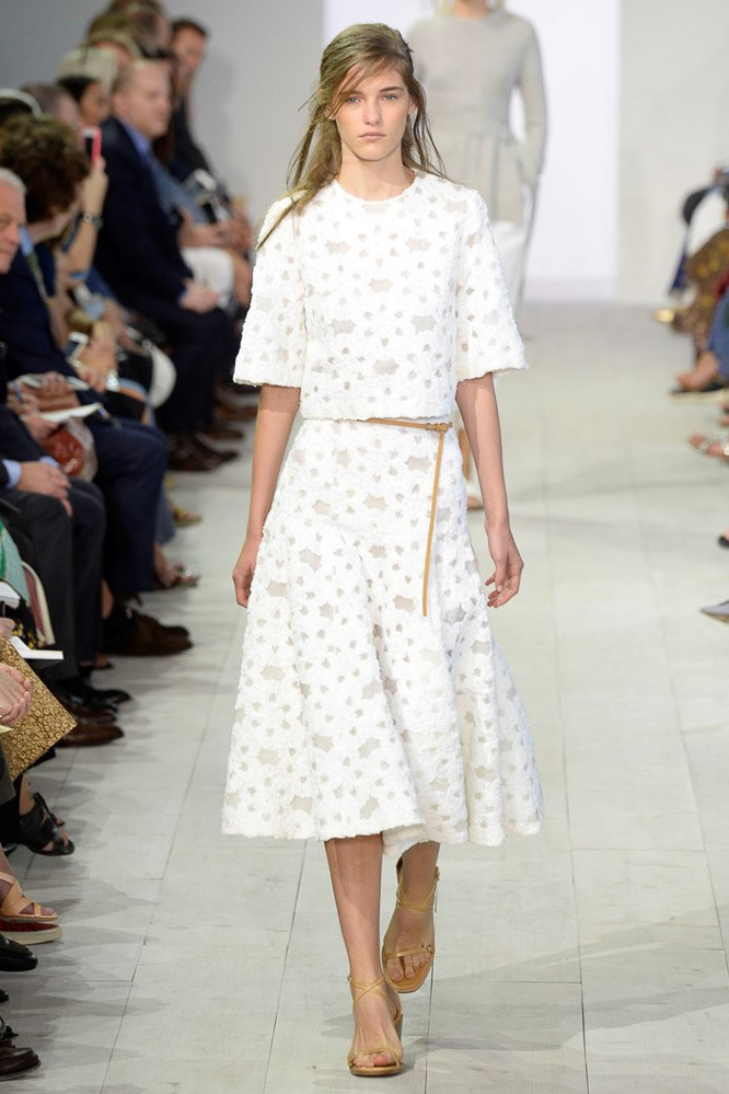 Michael Kors Ready To Wear SS 2016 NYFW (29)