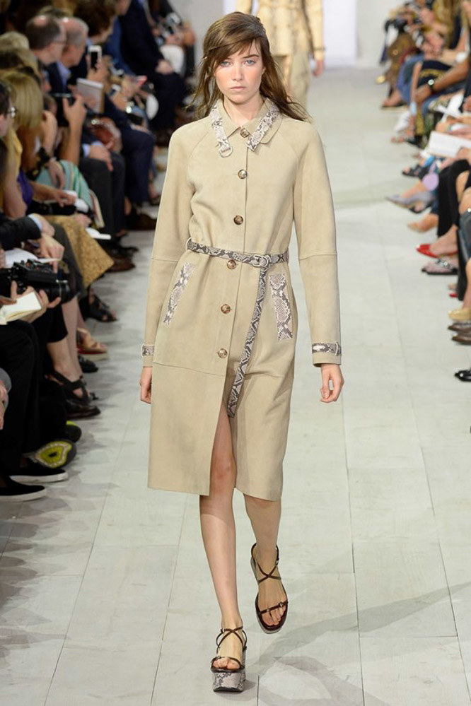 Michael Kors Ready To Wear SS 2016 NYFW (39)