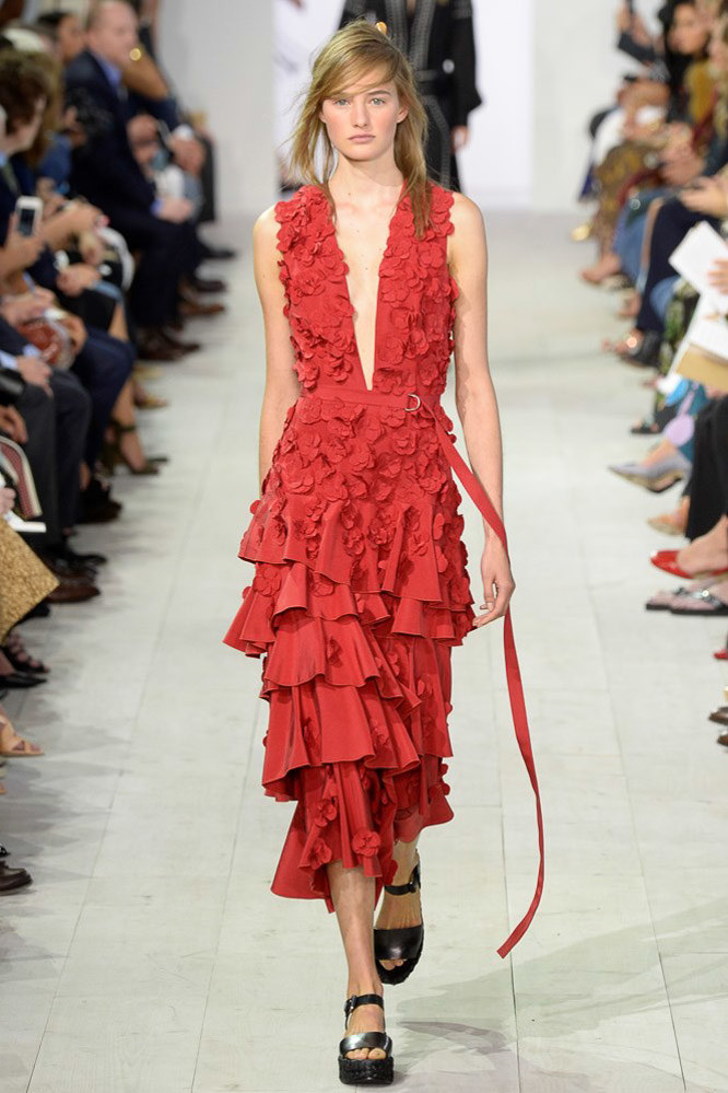 Michael Kors Ready To Wear SS 2016 NYFW (8)