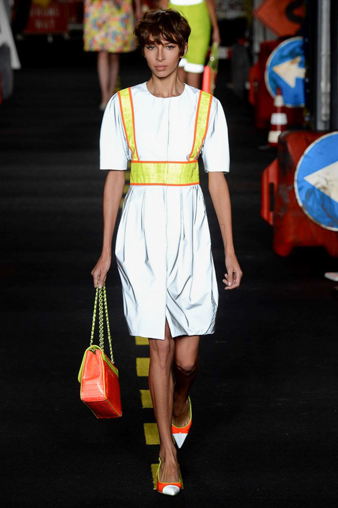 Moschino Ready To Wear SS 2016 MFW (12)