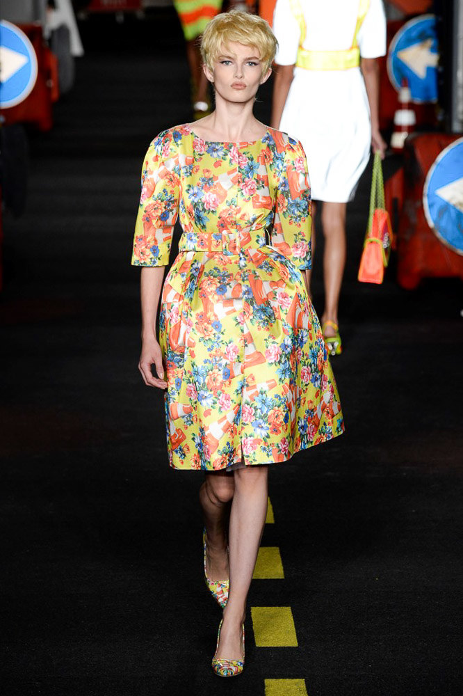 Moschino Ready To Wear SS 2016 MFW (13)