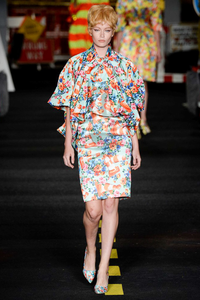 Moschino Ready To Wear SS 2016 MFW (15)