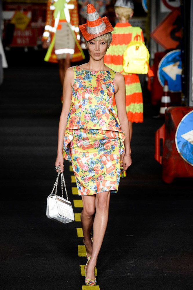 Moschino Ready To Wear SS 2016 MFW (17)