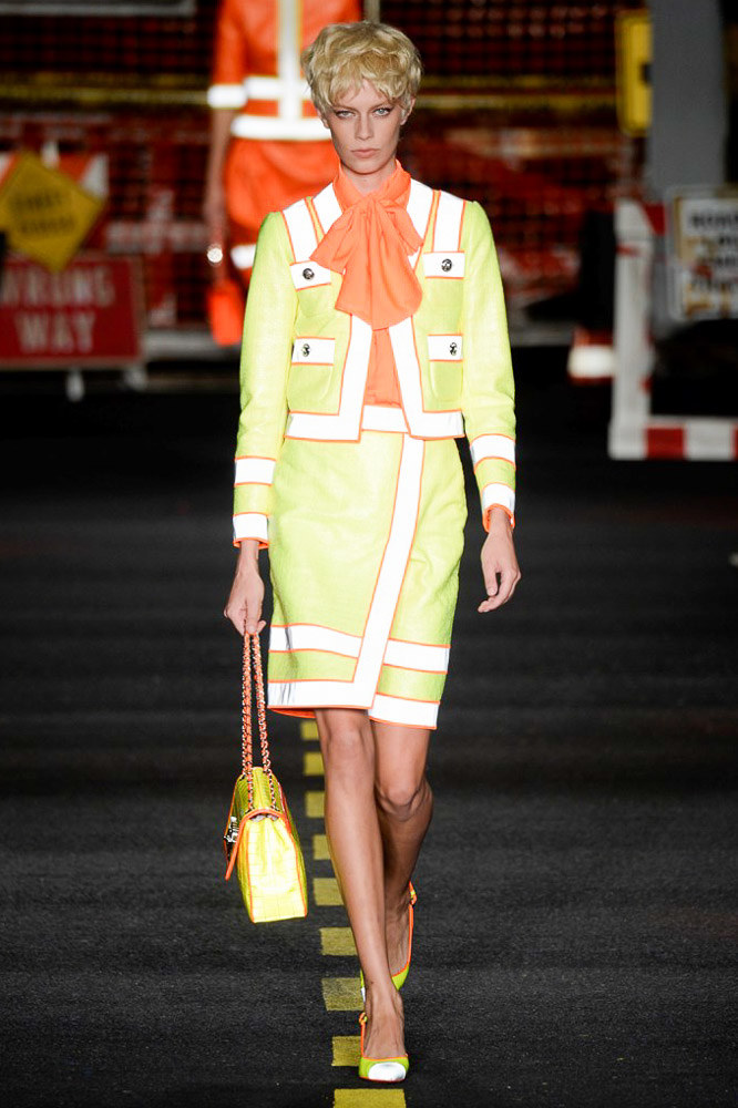 Moschino Ready To Wear SS 2016 MFW (3)