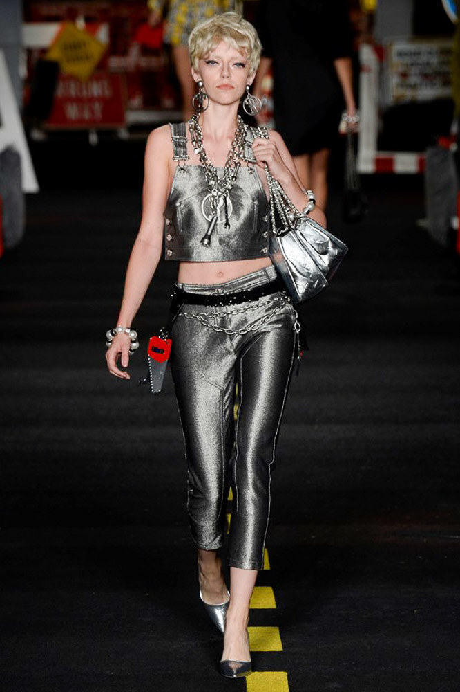 Moschino Ready To Wear SS 2016 MFW (39)