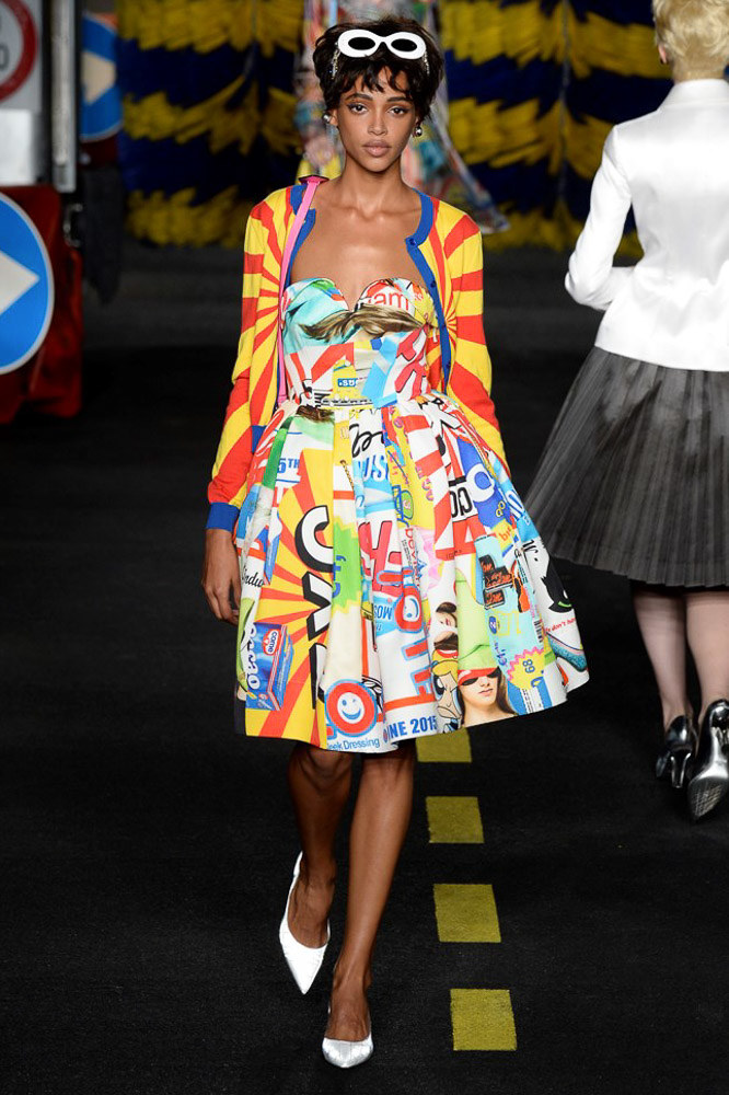 Moschino Ready To Wear SS 2016 MFW (45)