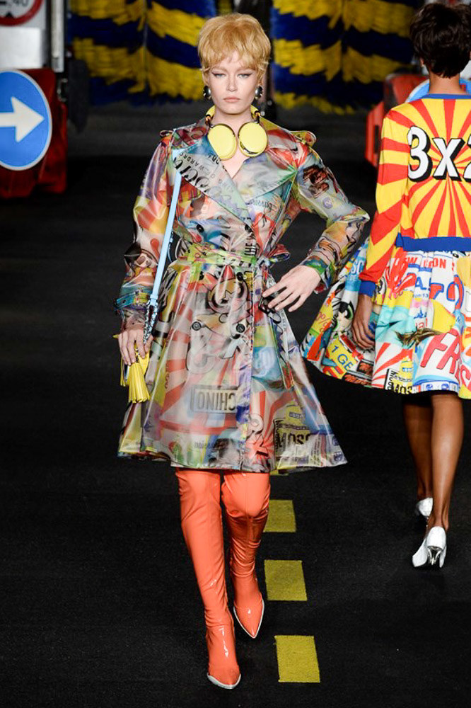 Moschino Ready To Wear SS 2016 MFW (46)