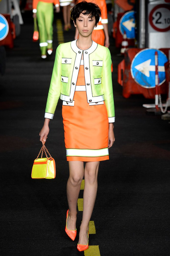 Moschino Ready To Wear SS 2016 MFW (5)