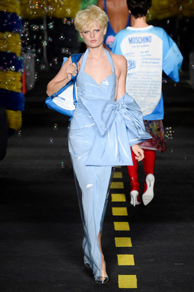 Moschino Ready To Wear SS 2016 MFW (50)