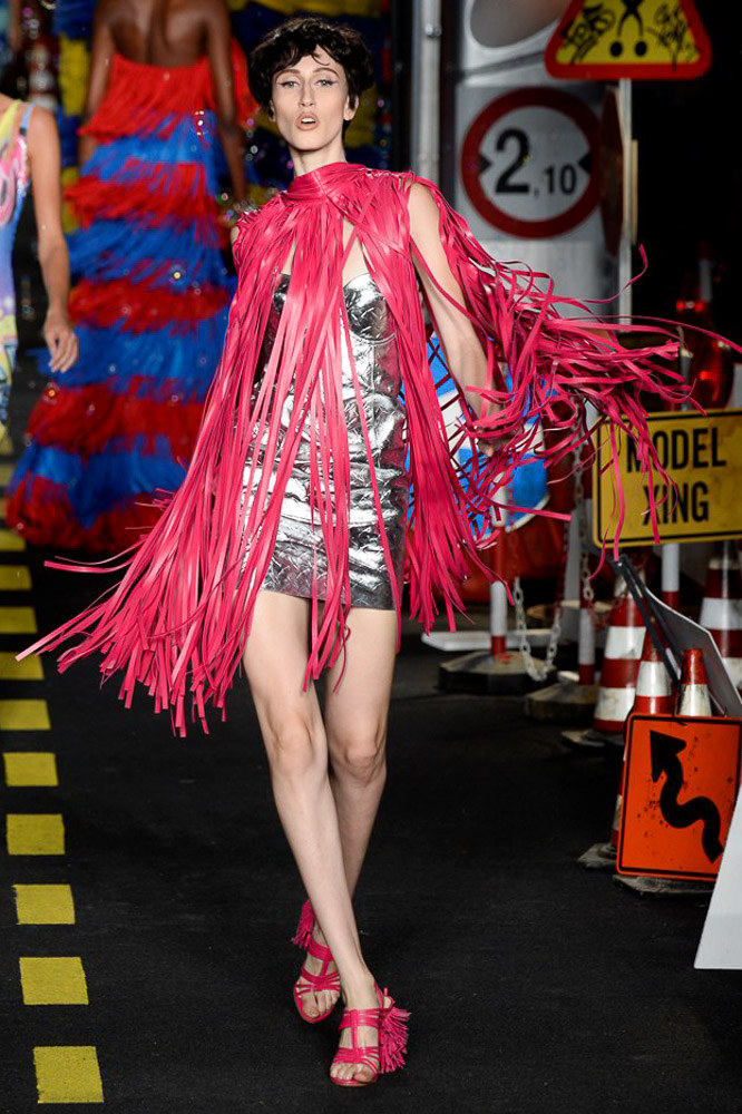 Moschino Ready To Wear SS 2016 MFW (58)