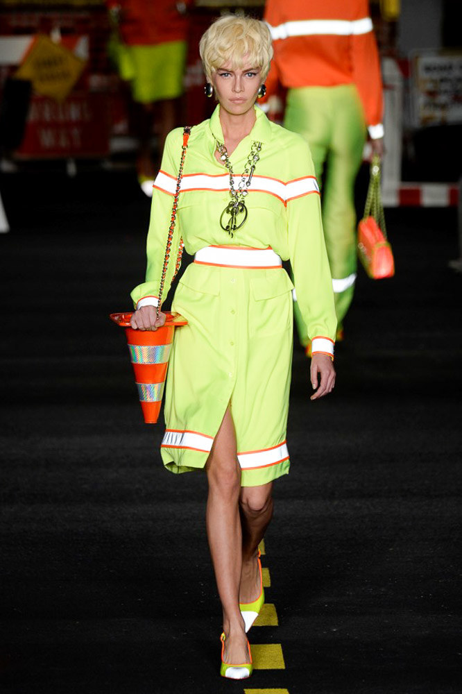 Moschino Ready To Wear SS 2016 MFW (8)