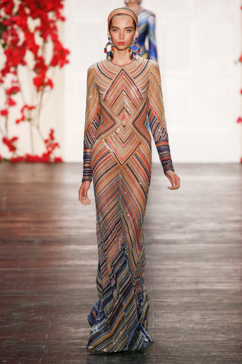 Naeem Khan Ready To Wear SS 2016 NYFW (12)