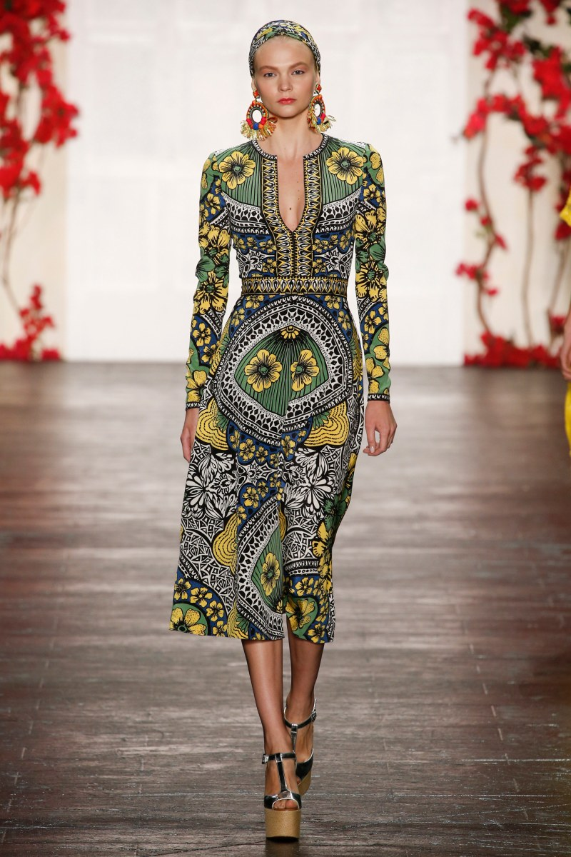 Naeem Khan Ready To Wear SS 2016 NYFW (19)