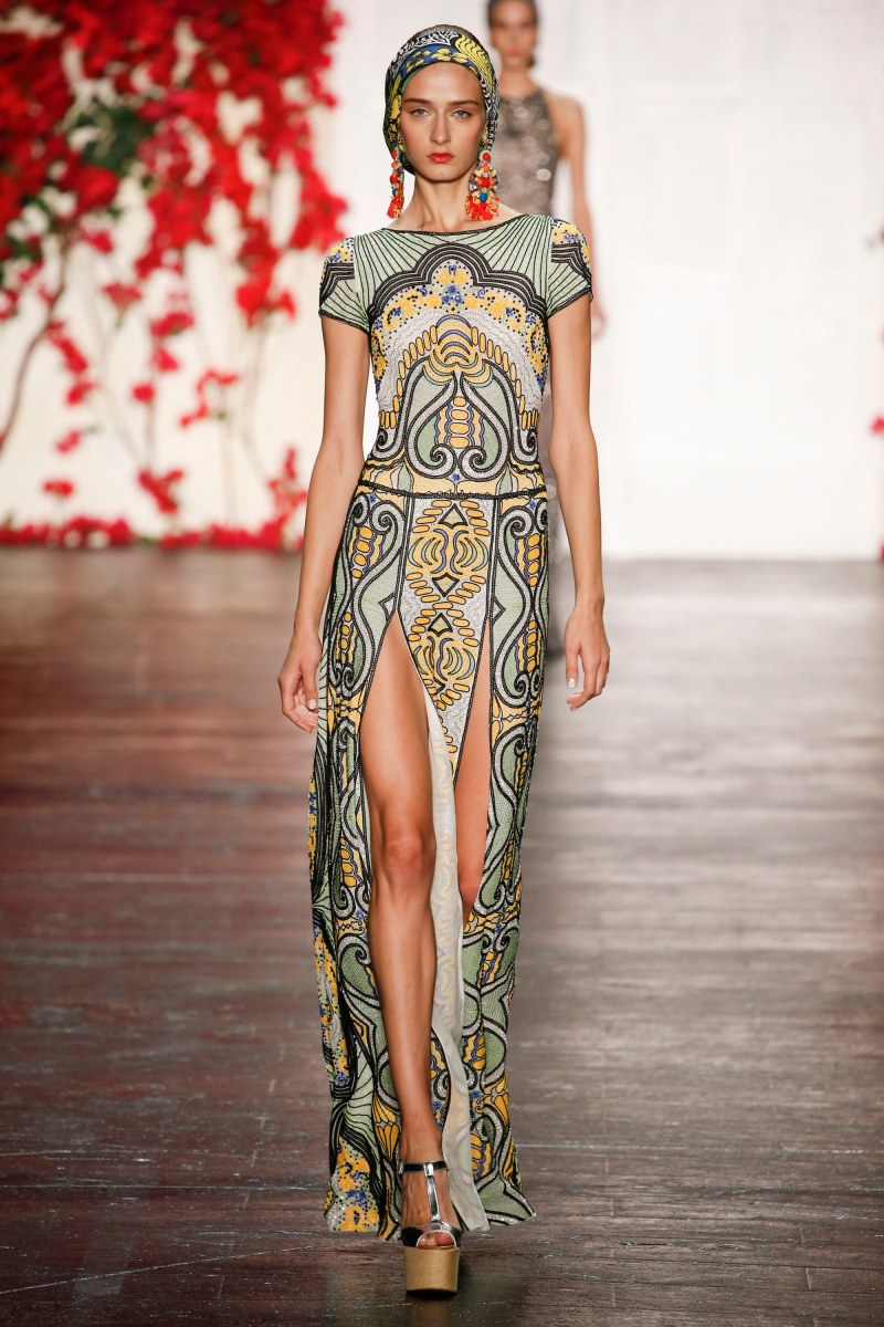 Naeem Khan Ready To Wear SS 2016 NYFW (21)