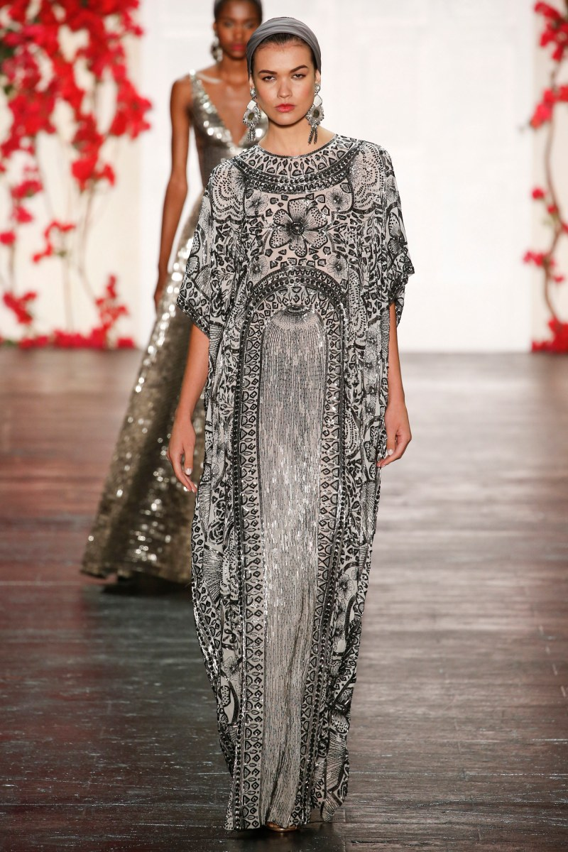 Naeem Khan Ready To Wear SS 2016 NYFW (24)