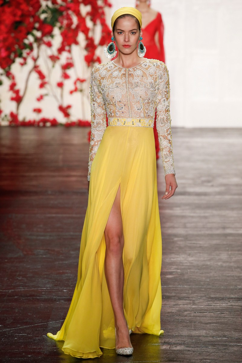 Naeem Khan Ready To Wear SS 2016 NYFW (28)