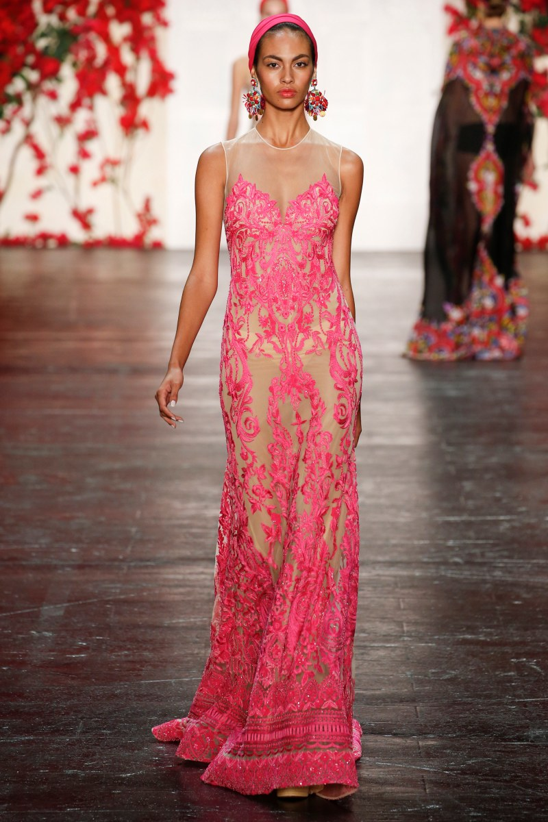 Naeem Khan Ready To Wear SS 2016 NYFW (5)