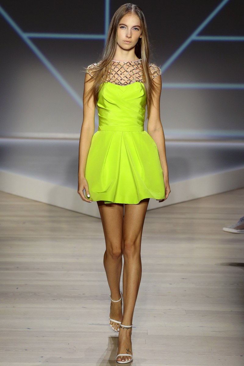 Pamella Roland Ready To Wear SS 2016 NYFW (15)