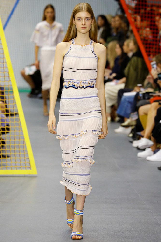 Peter Pilotto Ready To Wear SS 2016 LFW (14)