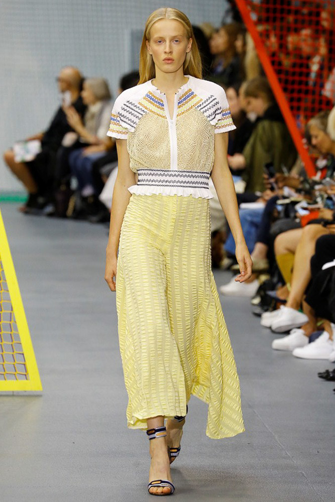 Peter Pilotto Ready To Wear SS 2016 LFW (16)
